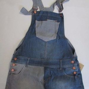 American Rag Jeans Shortalls Sizes 7 9